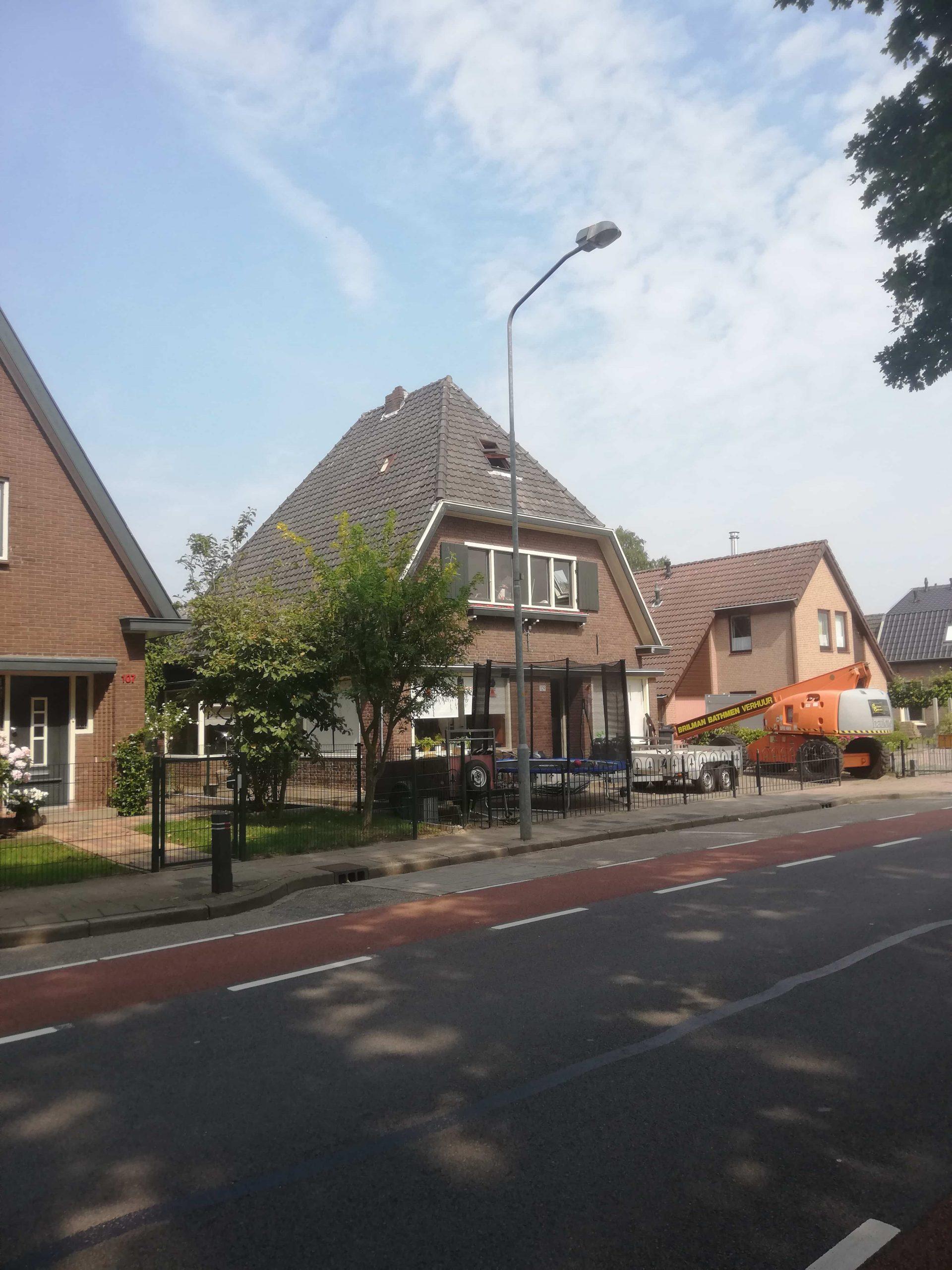 Schoorsteen slopen Arnhem