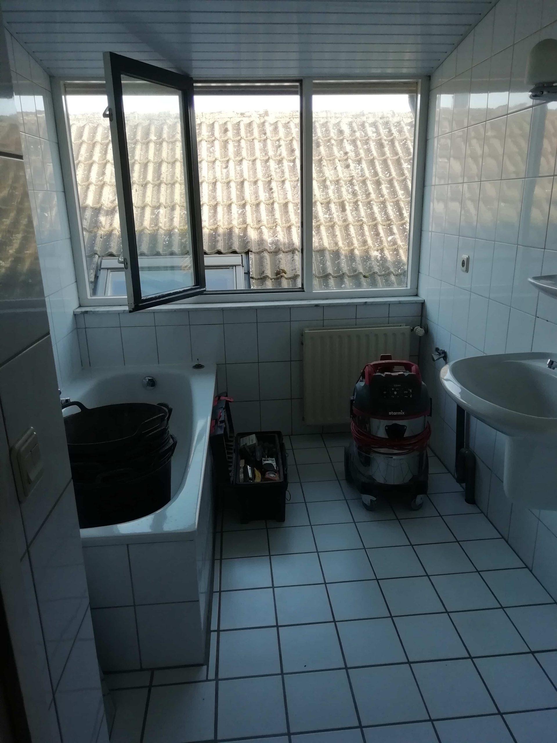 Badkamer sloop